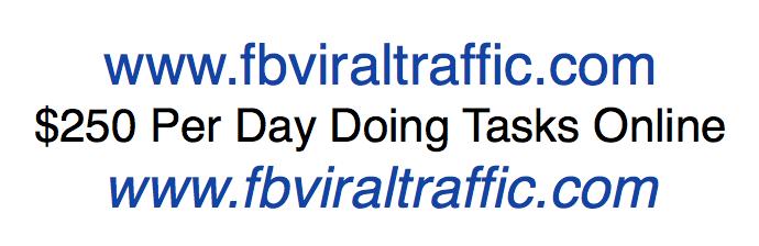 $250 Per Day Doing Tasks Online
