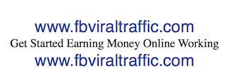Get Started Earning Money Online Working