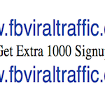 How To Get Extra 1000 Signups Online
