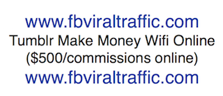 Tumblr Make Money Wifi Online